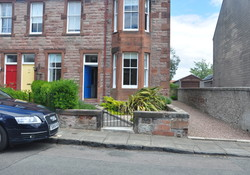 Stunning 2 bedroom holiday apartment in Gullane