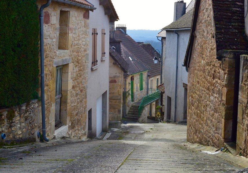 Badefols d'Ans village