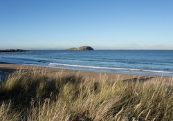Stunning views in North Berwick