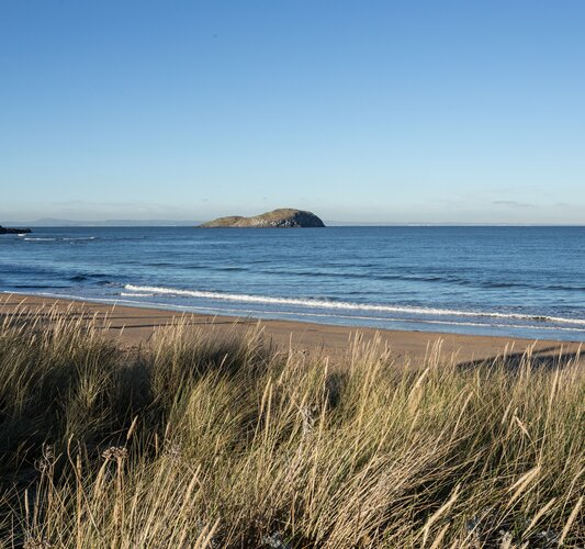 Stunning views in North Berwick - Stunning Views from Firth View Holiday home in North Berwick (© Coast Properties)