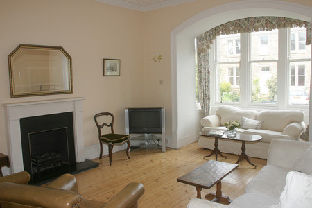 4 bedroom family holiday apartment North Berwick Self Catering