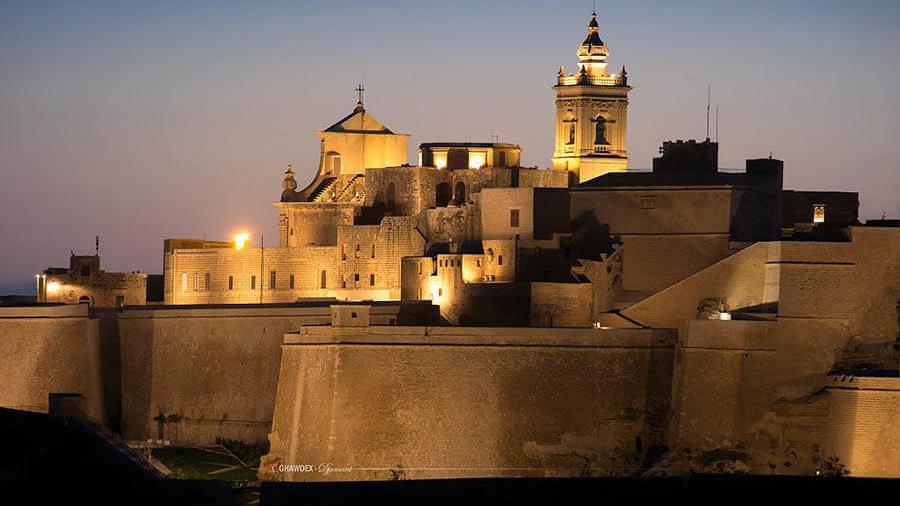 """Gozo Citadel"""
