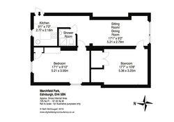 Marchfield Park floor plan