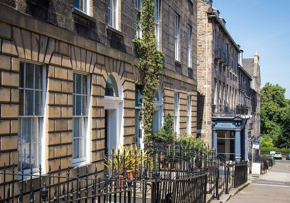 Photo of The Edinburgh Idyll @ The New Town
