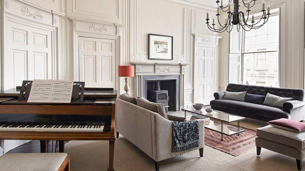 Edinburgh Luxury self catering homes