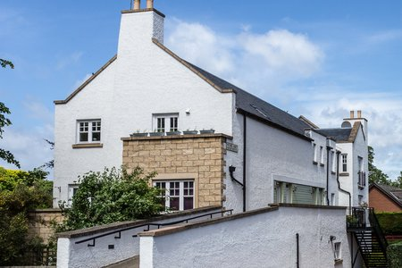 Holiday apartment in North Berwick - Located beside The Nether Abbey Hotel