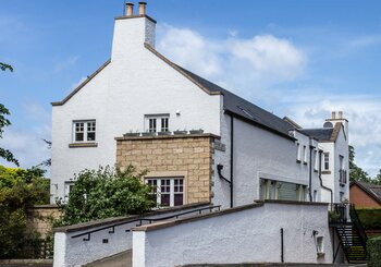 Holiday apartment in North Berwick - Holiday apartment, located beside The Nether Abbey Hotel, North Berwick (© Coast Properties)