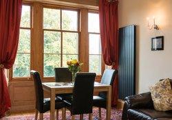 Buckingham Terrace Apartment Dining Area