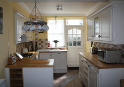 self catering holiday home Gullane, East Lothian