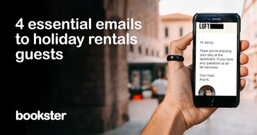 Automated guest emails for holiday rentals - What automated emails should you send to your holiday rental guests?