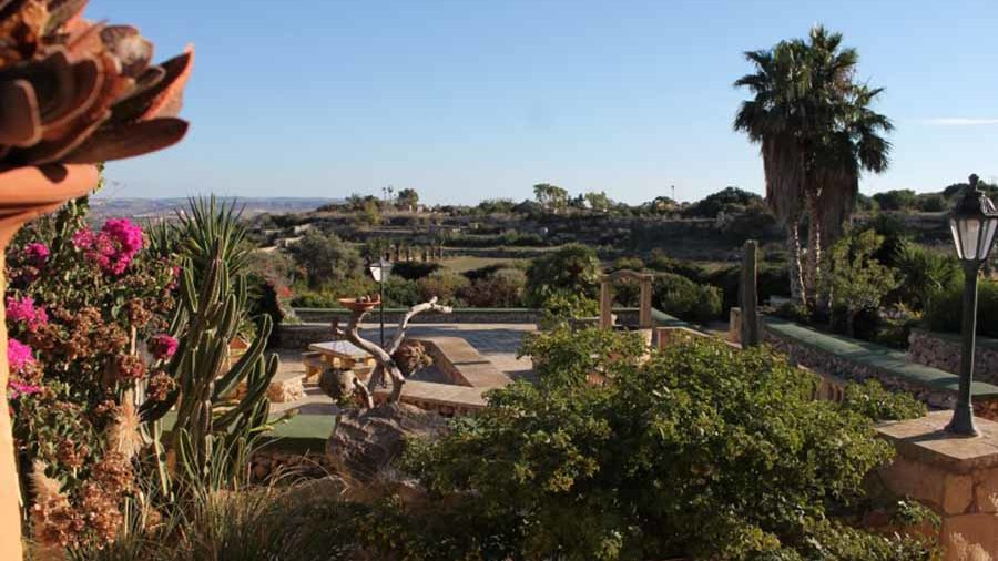 """Gozo Villa Terrace"""