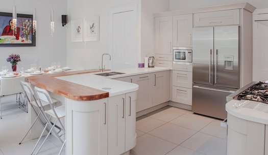 6.Kitchen Dining Area