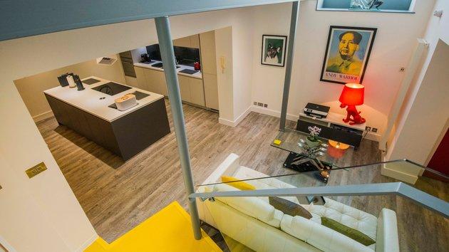 St Cuthbert's Edinburgh Holiday Apartment - 2 Bedroom luxury holiday apartment (© innerCityLets)