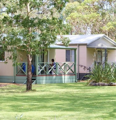 Park Cabins - New fully self contained luxury cabins