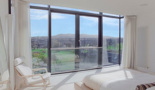 The Panoramic Penthouse