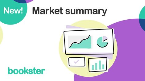 Vacation Rental Market Summary - An in-depth look at the local vacation rental market data within Bookster software.
