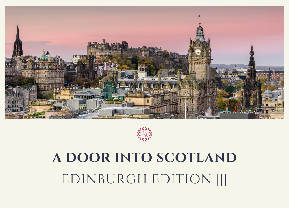 A door into Scotland