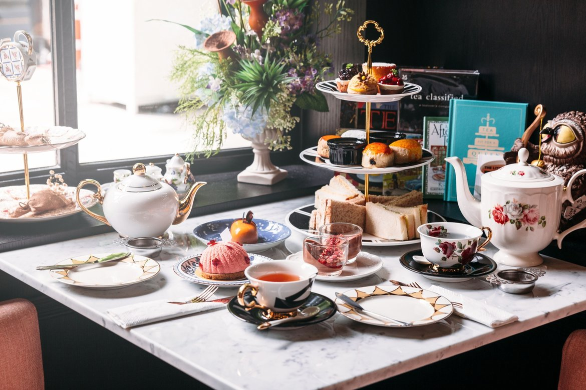 Top 10 Afternoon tea in Edinburgh