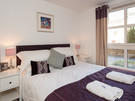 Old Tolbooth Apartment bedroom