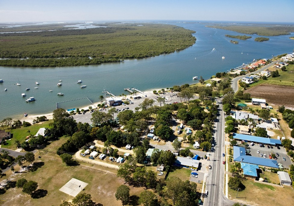 Pacific Coast Highway Drive >> Jacobs Well Tourist Park, Jacobs Well, Gold Coast | Caravan Sitefinder