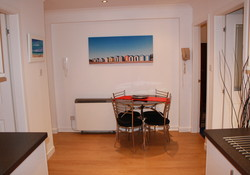 Self catering North Berwick holiday apartment