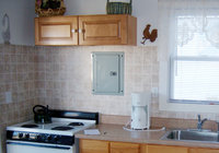 Waterfront Vacation Rental Cottage 4-005