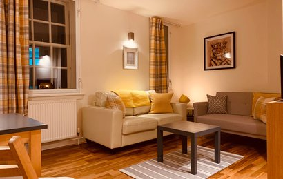 BCE895D5-E0F8-41A2-9A4A-EE6E95705182_1_201_a - Beautiful holiday apartment in the historic centre of Edinburgh featuring stylish accessories.