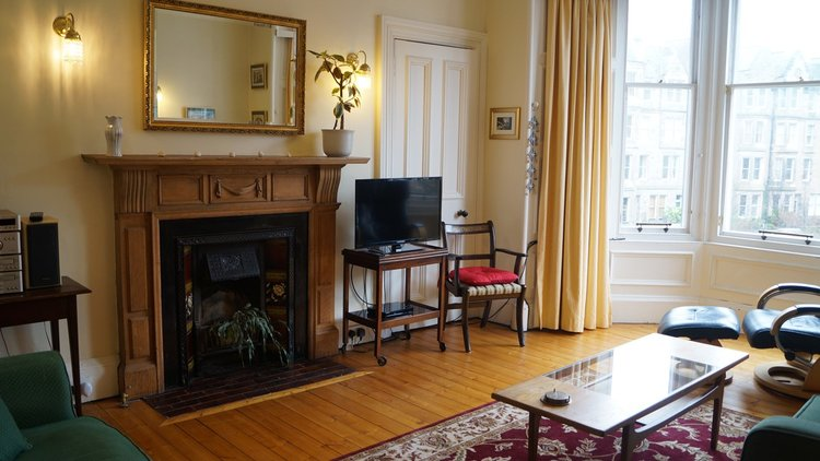 Roseneath Apartment 2 Bed Flat Near Edinburgh University Sleeps