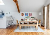 9.Open Plan Kitchen and Dining Room
