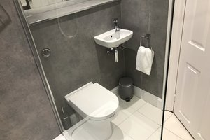 New Bathroom fitted October 2018