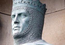 Robert the Bruce, Edinburgh Castle.