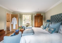 The Mill House ESK Bedroom