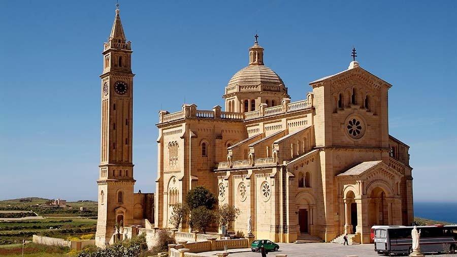 Gozo Ta Pinu Church
