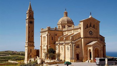Gozo Ta Pinu Church