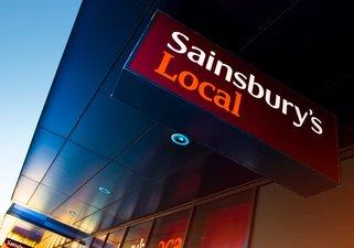 Local Area - Supermarket