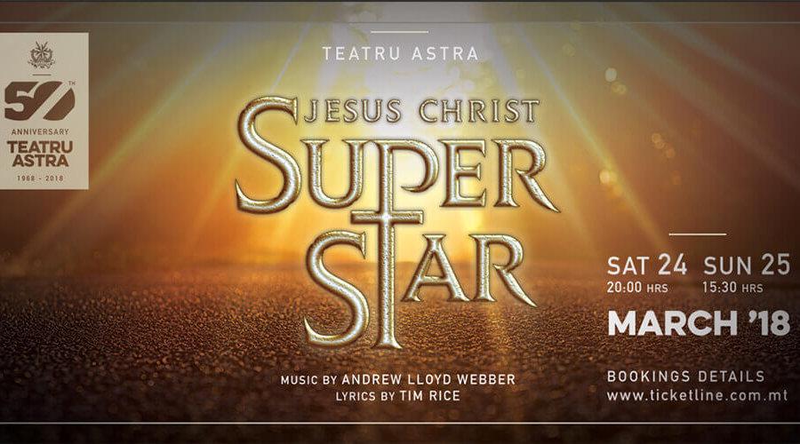 """""""Jesus Christ Superstar Poster"""""""