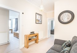 Firth View holiday apartment to rent North Berwick