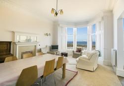 Linda Vista, large holiday home in North Berwick, Sleeps 10