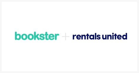 Rentals United and Bookster - Rentals United Channel Manager