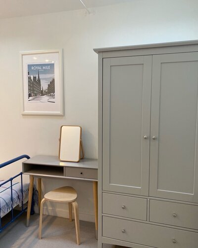 image0 (1) - Ample storage and dressing table in twin bedroom