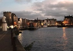 the-shore-of-leith