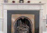 Melville Street Fireplace
