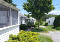Waterfront Vacation Rental Cottage 5-008