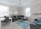 Short-Stay-Edinburgh-City-Centre-West-Bow-Dining-Living