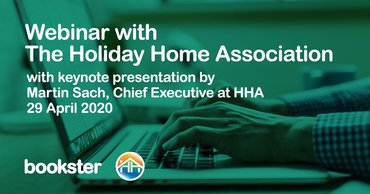 vacation rental event April 2020 with HHA - Special guest speaker for the vacation rental even in April 2020 will be Martin Sach from Holiday Home Association (HHA).
