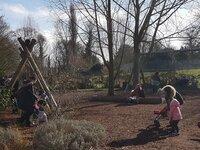 Kids Park in Abbey Gardens