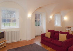 Garden Level Living Area