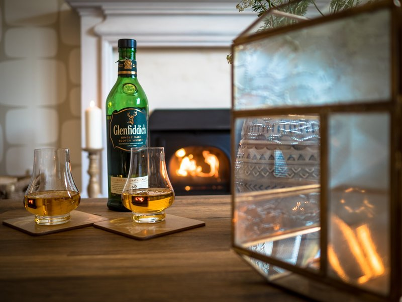 Luxury Lodge in Cairngorm National Park - Eagle Lodge