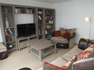 Gorgeous & comfy lounge - With TV, DVD player, DVD selection, books