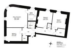Lothian Road floor plan